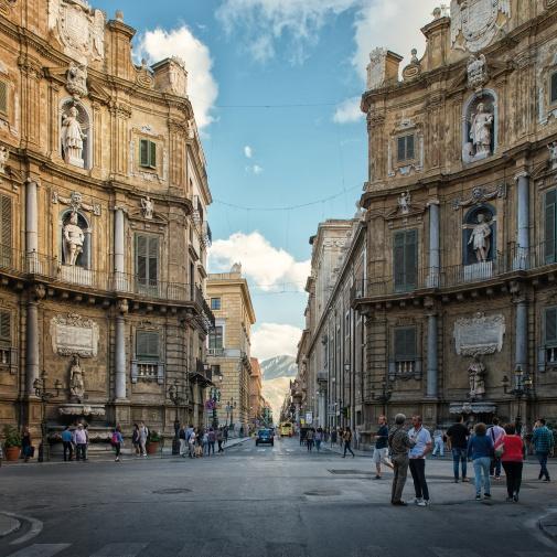 Palermo-Capitale della Cultura 2018