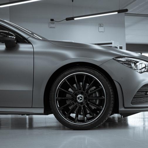 nuova Mercedes-Benz CLA