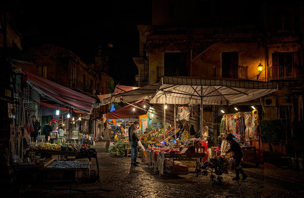 Xmas Time (Il Capo market)